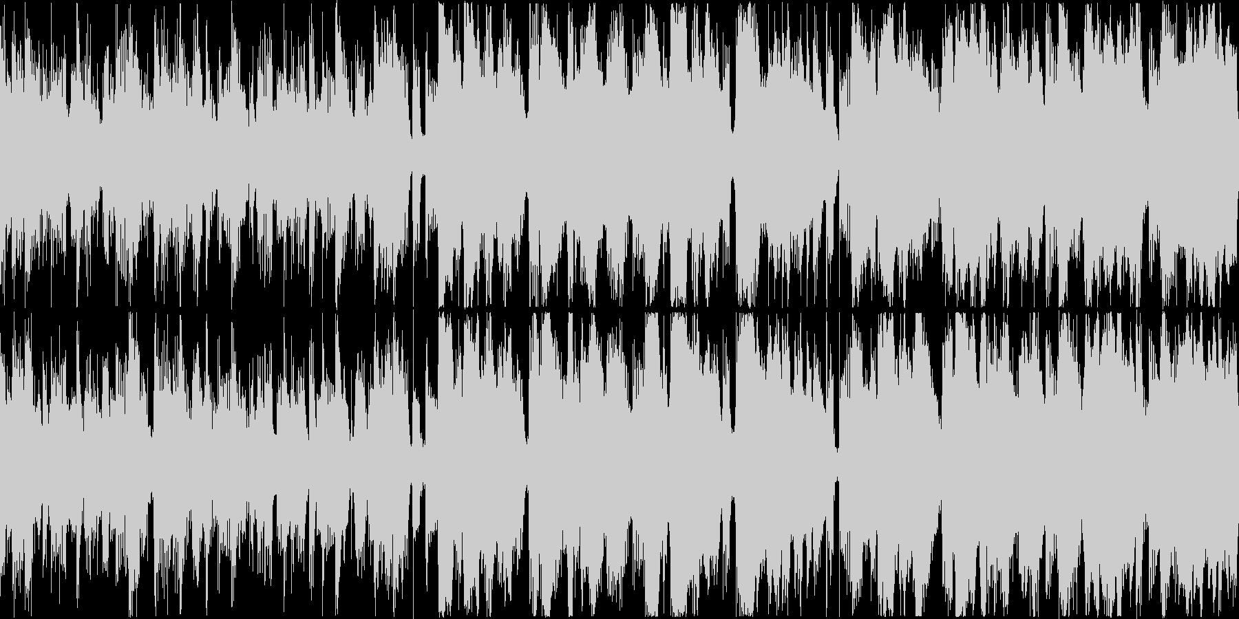 ファンキーなエレクトリックピアノ、...の未再生の波形