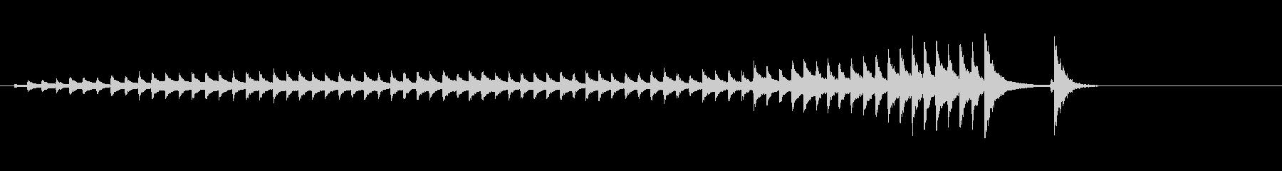 大太鼓17水音歌舞伎情景描写和風和太鼓江の未再生の波形