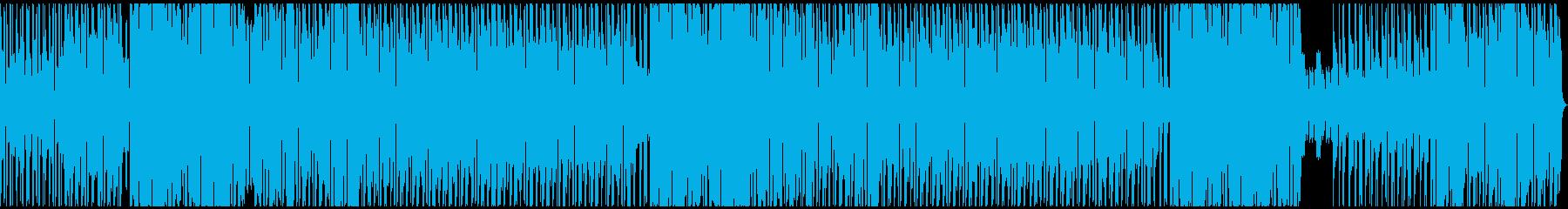 トラップ ヒップホップ レトロ テ...の再生済みの波形