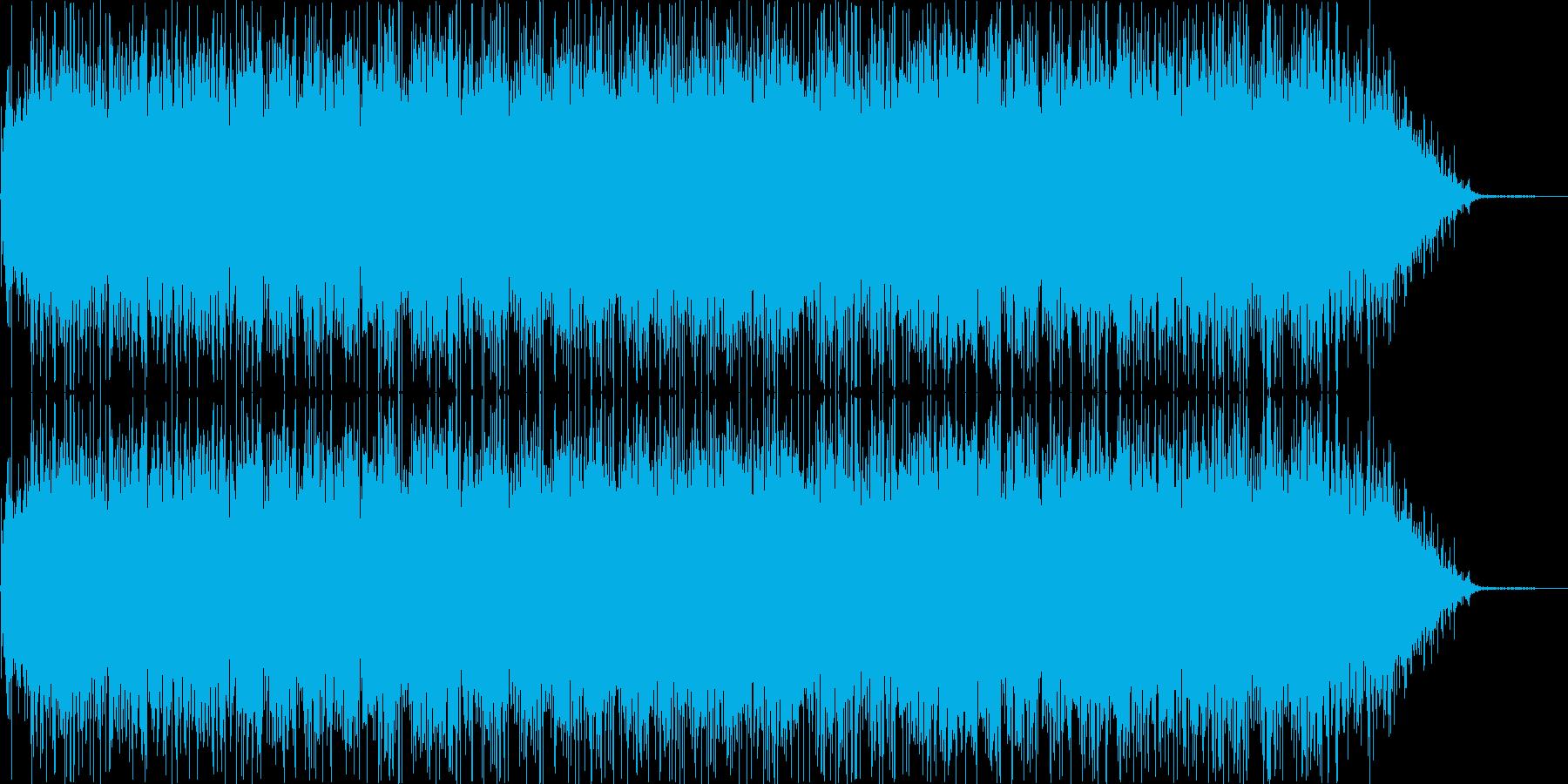 電動ドライバーの再生済みの波形