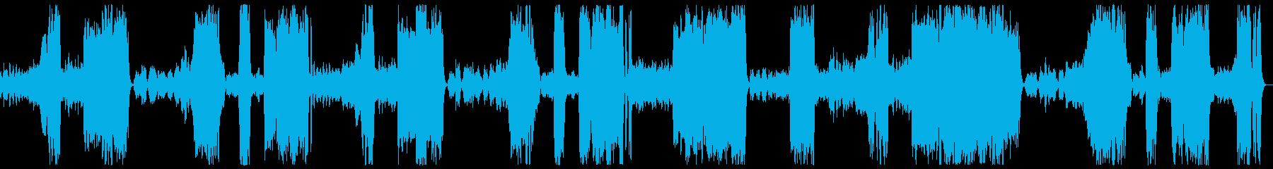 交響曲第40番 ト短調 第1楽章 初稿の再生済みの波形