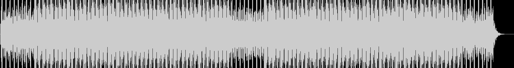 CG・サイエンス系BGM(WAV版)の未再生の波形