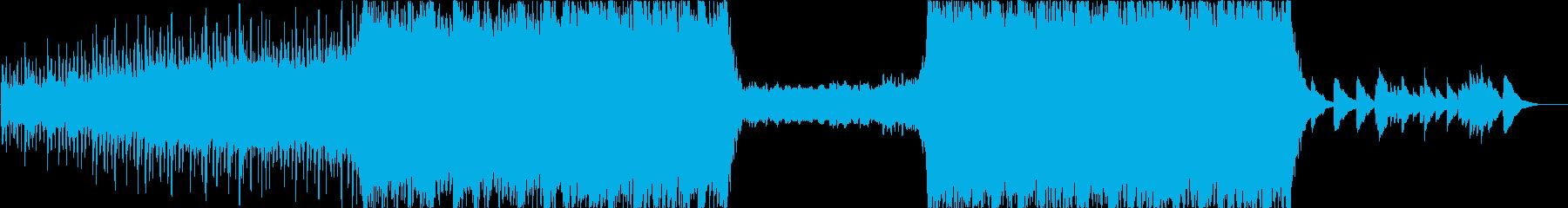 現代の交響曲 厳Sol ファンタジ...の再生済みの波形