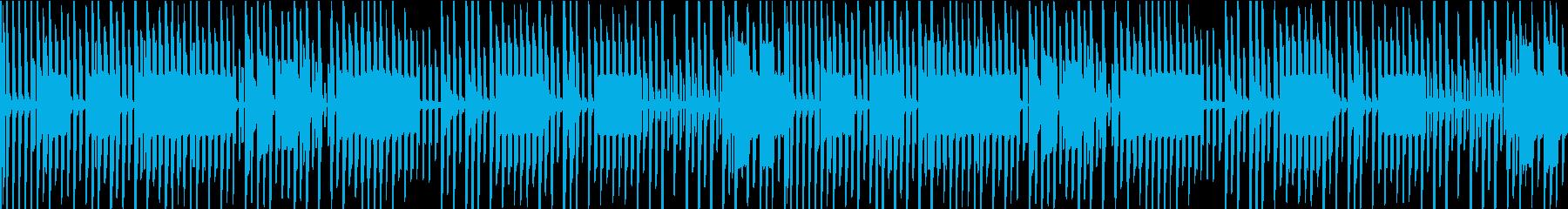 FC風ループ 竹林を行くの再生済みの波形