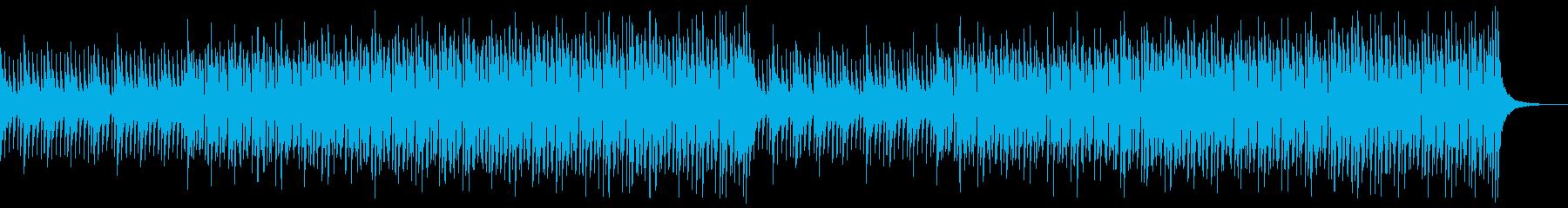 シンセ無しver ゆったり ピアノ&鉄琴の再生済みの波形