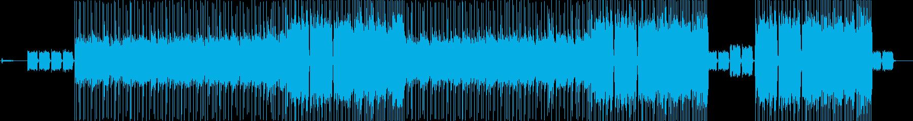 ポップ 説明的 繰り返しの 楽しげ...の再生済みの波形