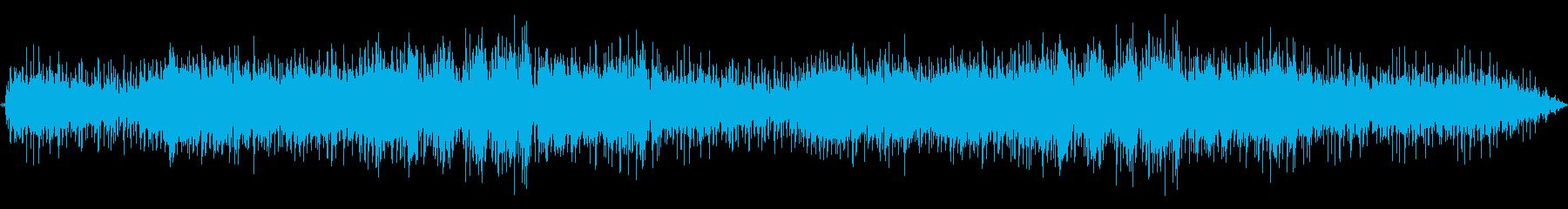 穏やかで少し切ない感じのインストポップの再生済みの波形