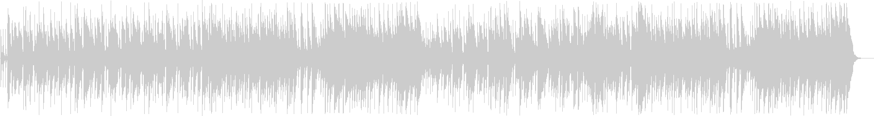 Funny information music's unreproduced waveform
