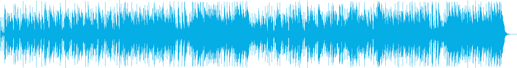 Funny information music's reproduced waveform