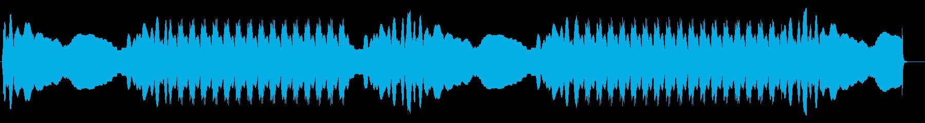 パトカー:Ext:Wail And...の再生済みの波形