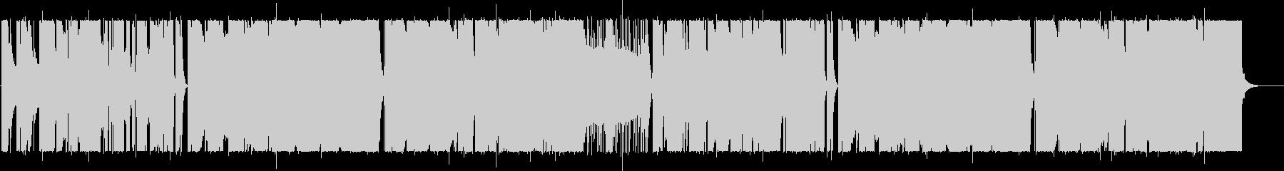 Sad and moody BGM's unreproduced waveform