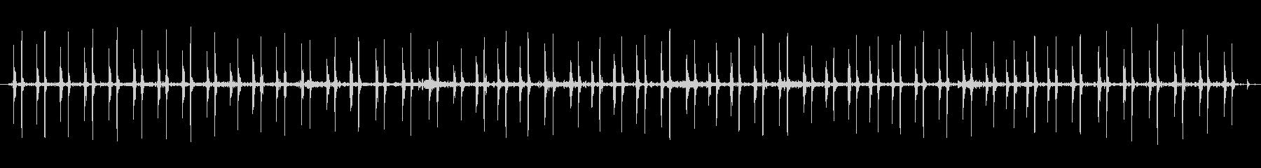 ハートビート、58 BPM、病院、...の未再生の波形