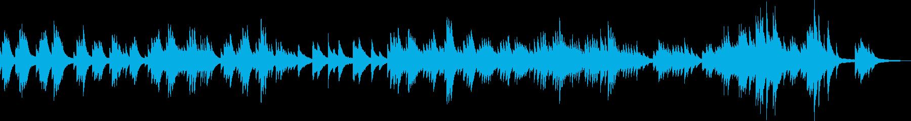 変わらない風景(ピアノソロ)の再生済みの波形