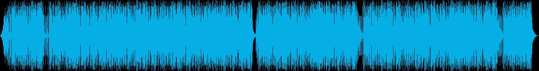 トラップ ヒップホップ 心に強く訴...の再生済みの波形
