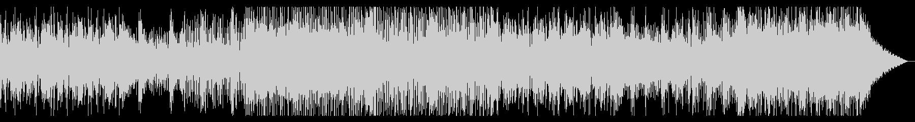 デジタルでディープなIDMの未再生の波形