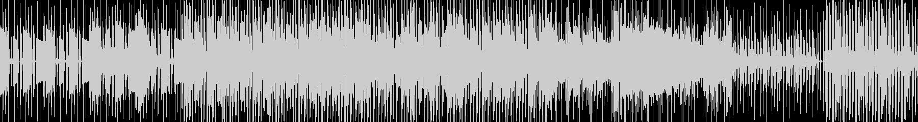 【ループ仕様】脱力系エレクトロニカの未再生の波形