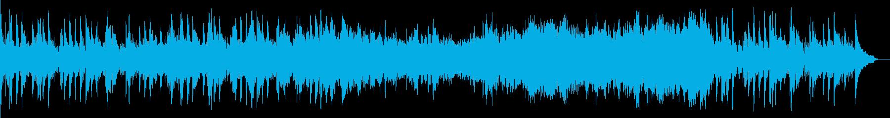 現代的 交響曲 室内楽 モダン 広...の再生済みの波形