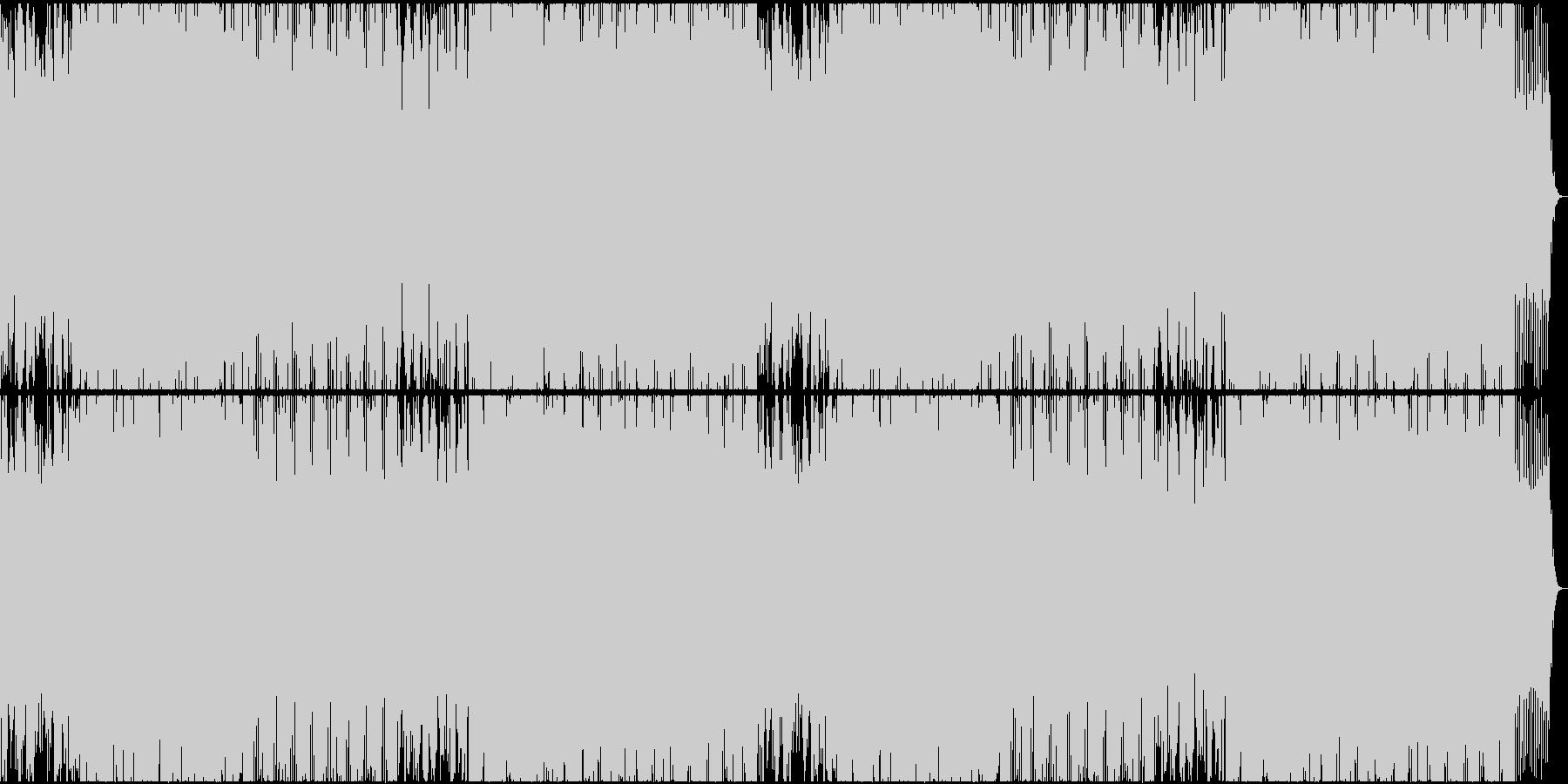 企業VP8 16bit44kHzVerの未再生の波形