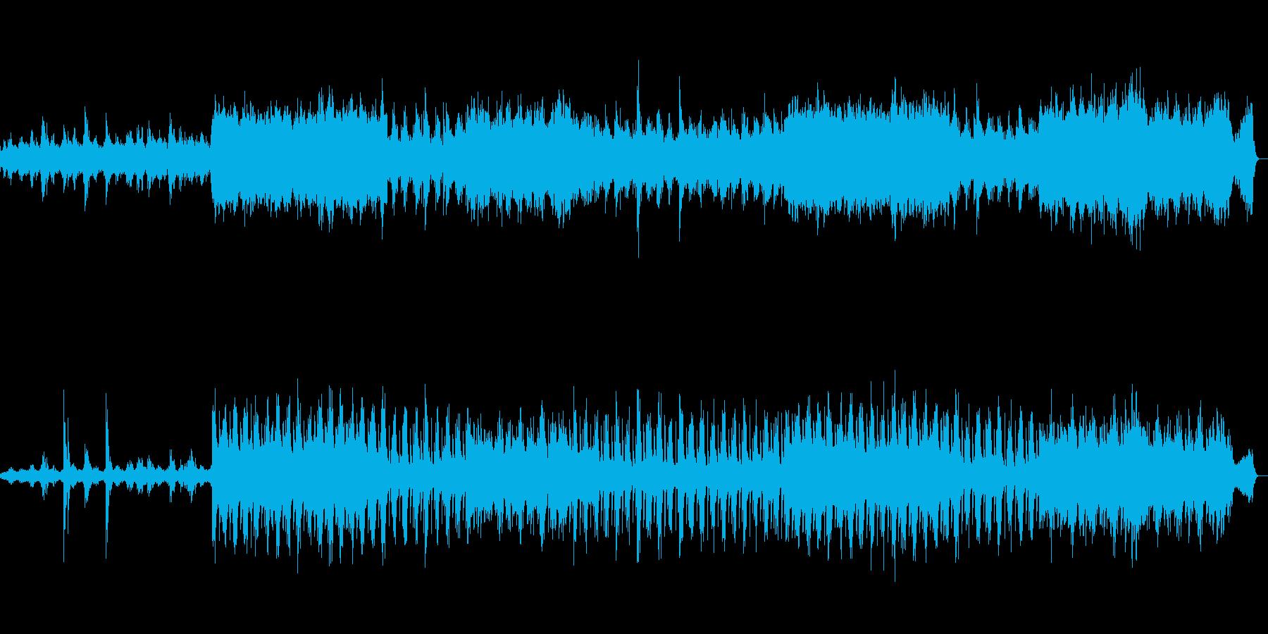 アコギ演奏で癒される 優しく穏やかな曲の再生済みの波形