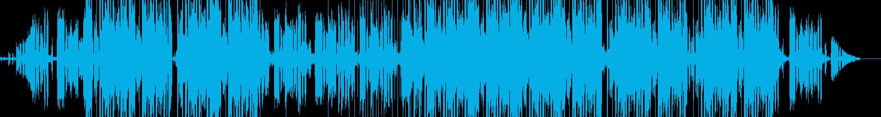 フュージョン ジャズ レトロ 怠け...の再生済みの波形