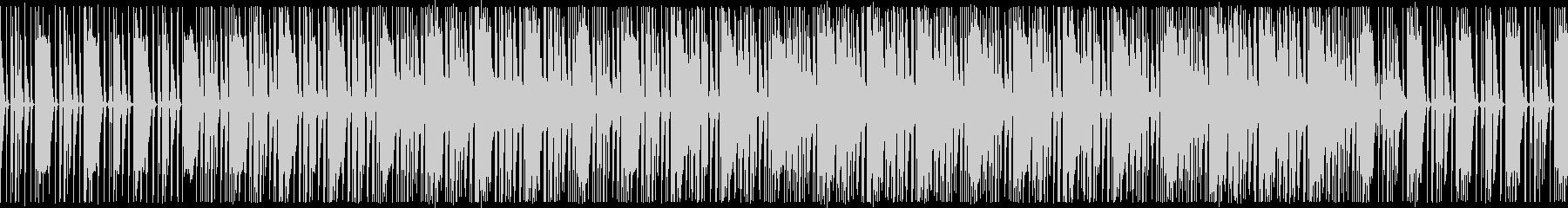 哀愁ピアノが特徴的なファンキーダブの未再生の波形