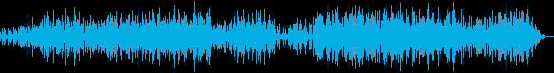 滑らかで軽いジャズのフィーリングは...の再生済みの波形