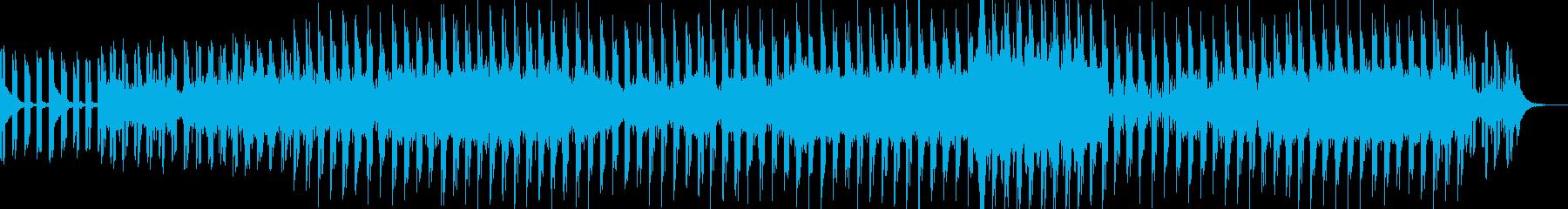 映画音楽、荘厳重厚、映像向け-24の再生済みの波形