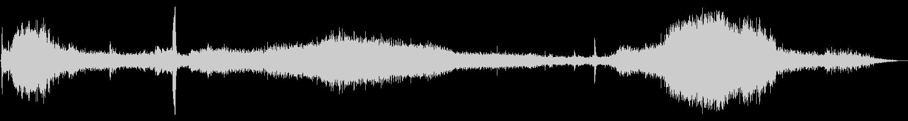 スクールバス:内線:開始、短いUタ...の未再生の波形