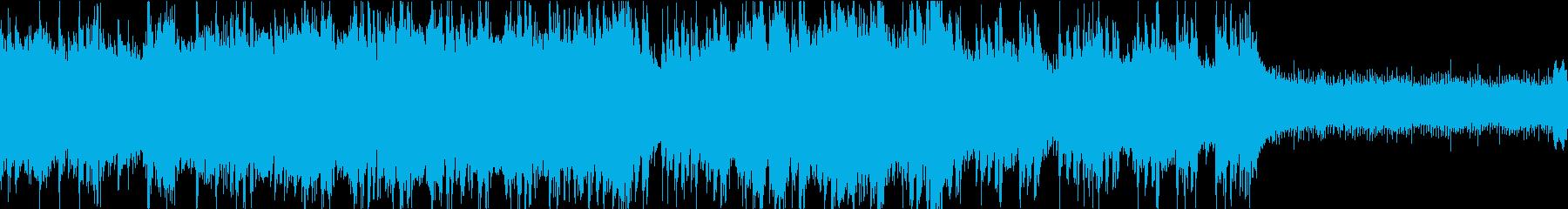 BGM/RPG向け/フィールド/ダンジョの再生済みの波形