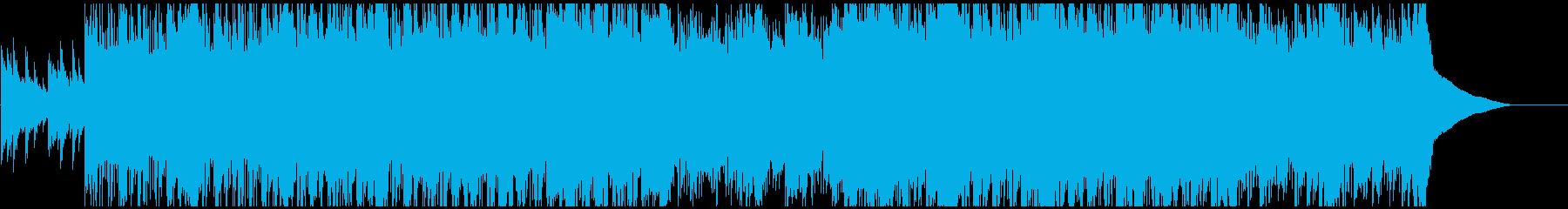【ヒップホップ】おしゃれ・スローテンポの再生済みの波形