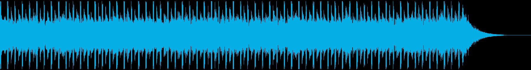 モダンコーポレート(30秒)の再生済みの波形