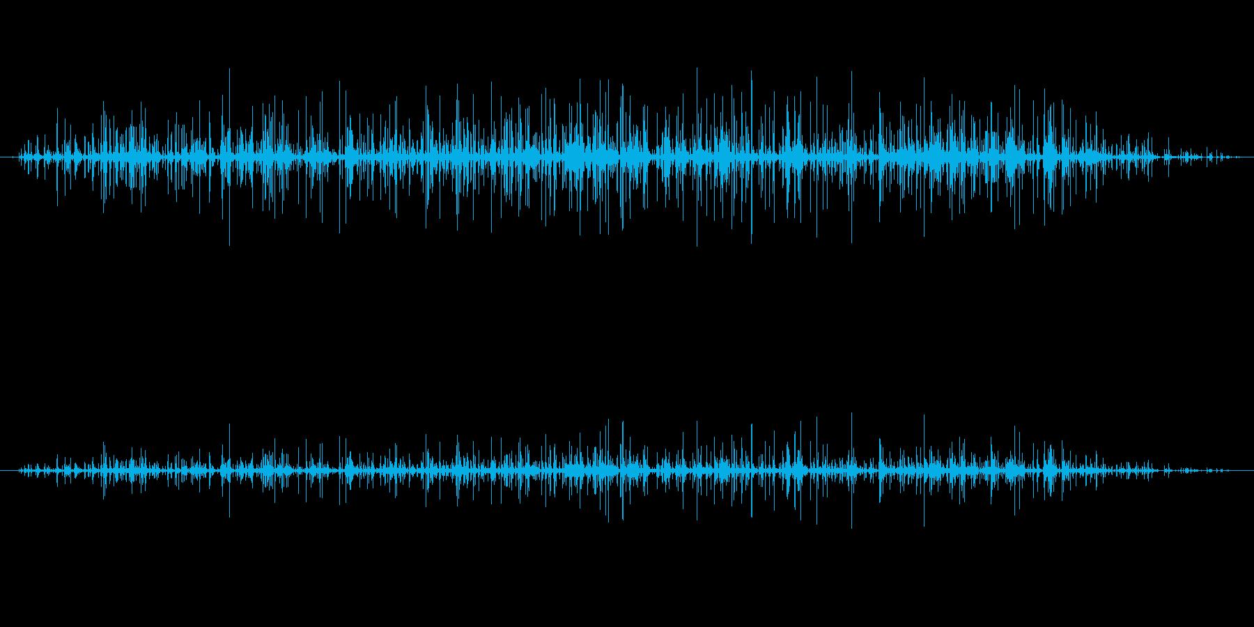 竹、竹; DIGIFFECTS;コ...の再生済みの波形