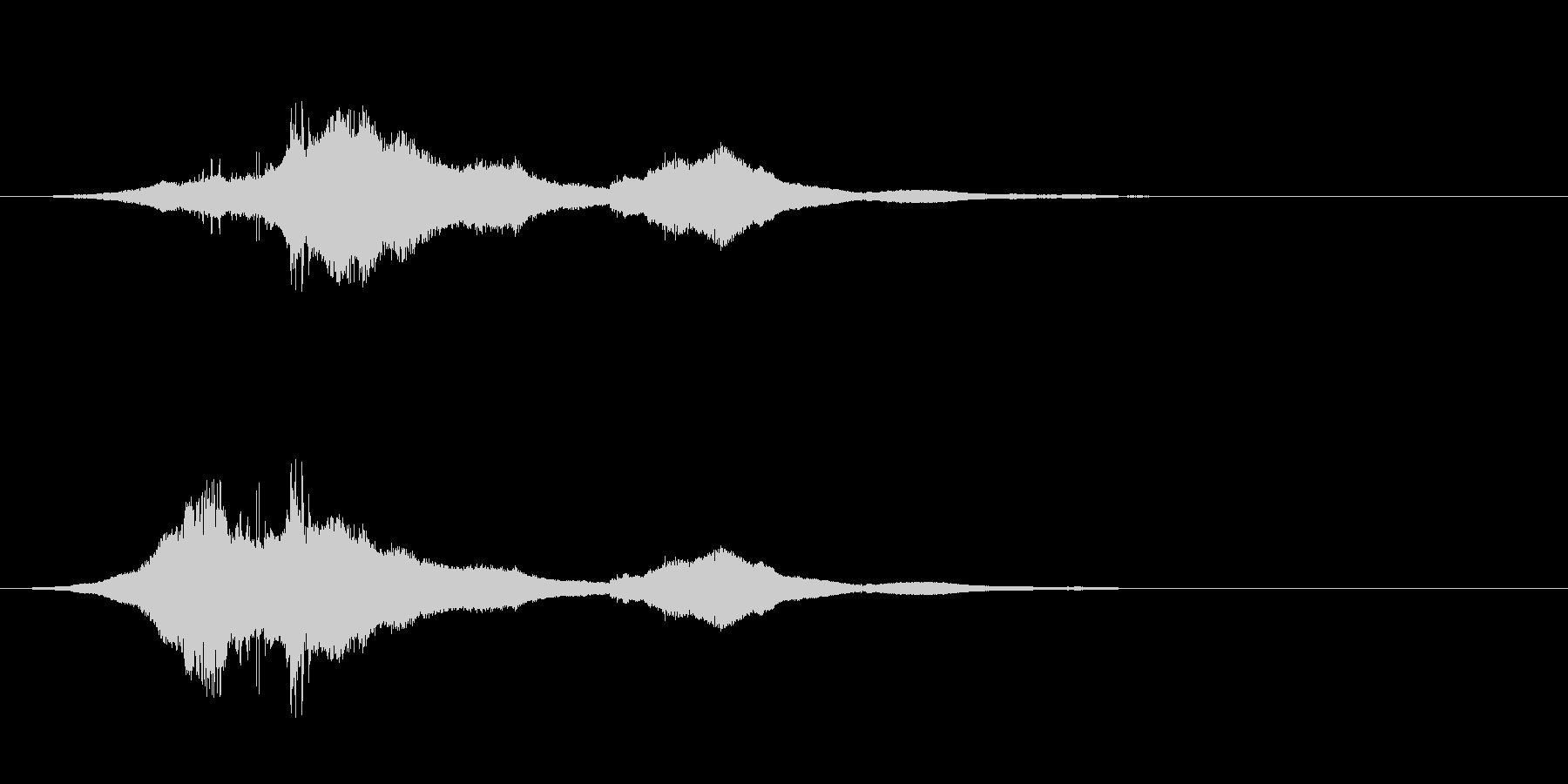 トヨタアトランティックレーシング;...の未再生の波形