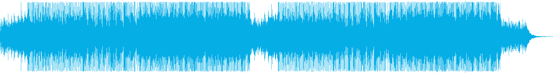 Awkward acoustic with transparency's reproduced waveform
