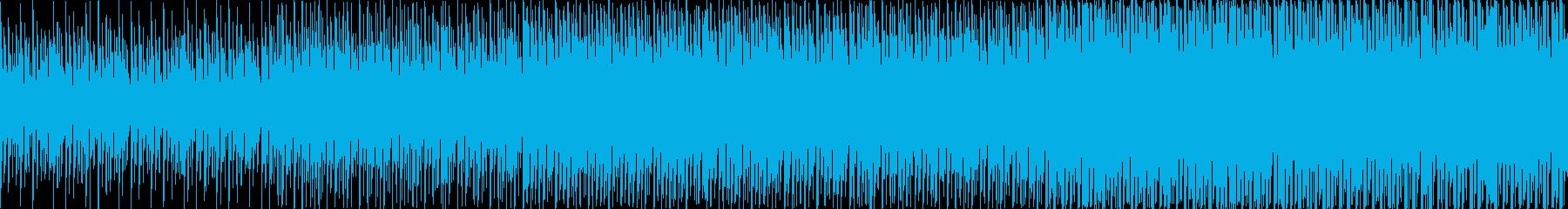 テレビゲーム 電子打楽器 技術的な...の再生済みの波形