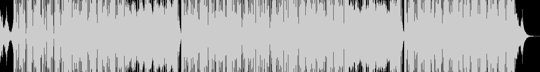 4つ打ち 中国楽器 おもしろかっこいい系の未再生の波形