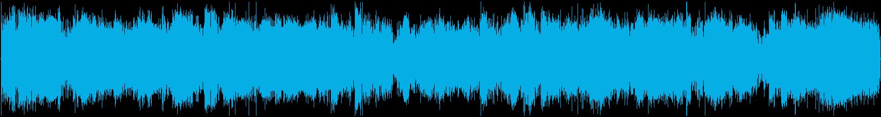 イメージ 極端な異常なクレイジー低02の再生済みの波形