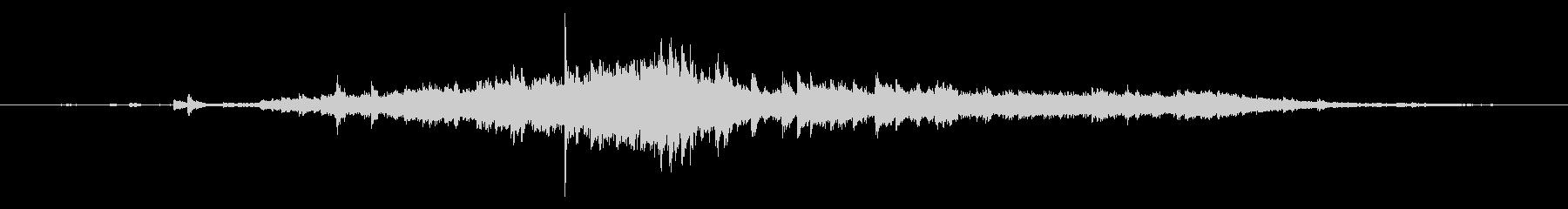 フェアリーダストベルツリーの未再生の波形