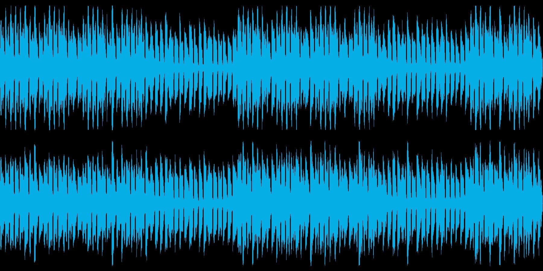 【ドラム抜き】スロットガチャやカジノに…の再生済みの波形