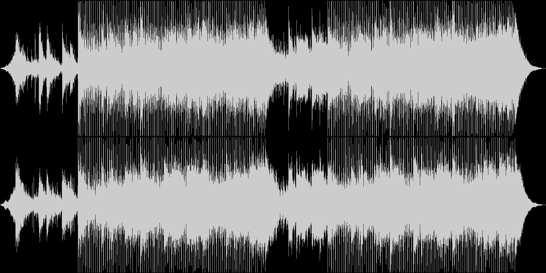 ポップ テクノ ラウンジ まったり...の未再生の波形