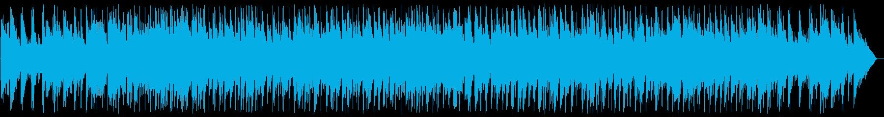 メローでメロディアスなアコギサウンドの再生済みの波形