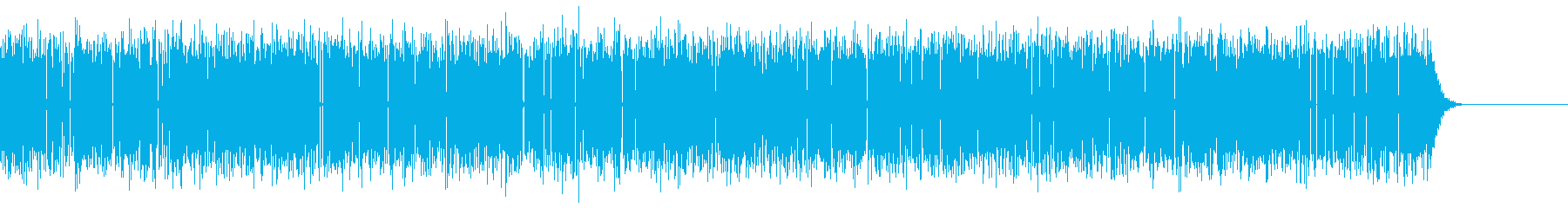 ノイズ パチッ02の再生済みの波形