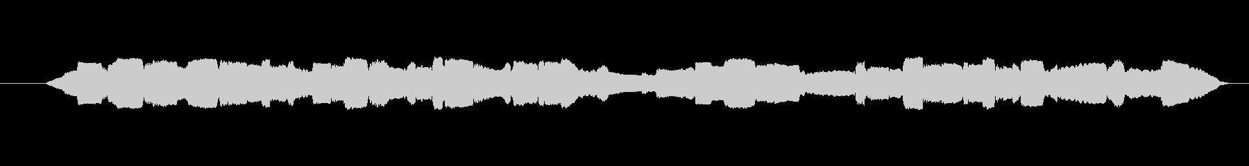 素材 オカリナランダムネスショート03の未再生の波形