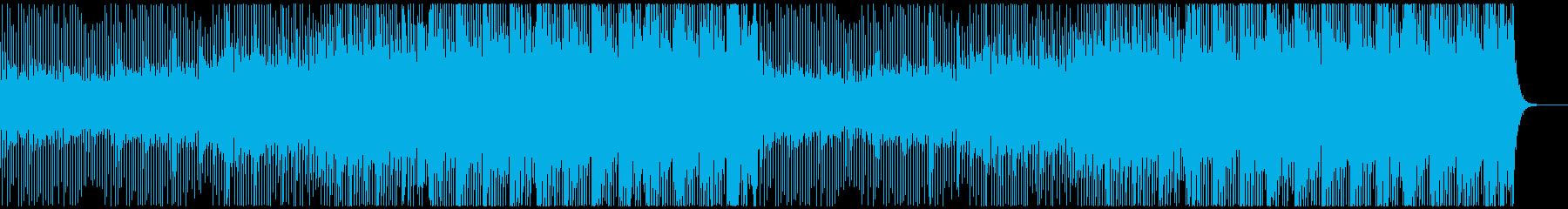 クール・スタイリッシュ・EDM・6の再生済みの波形
