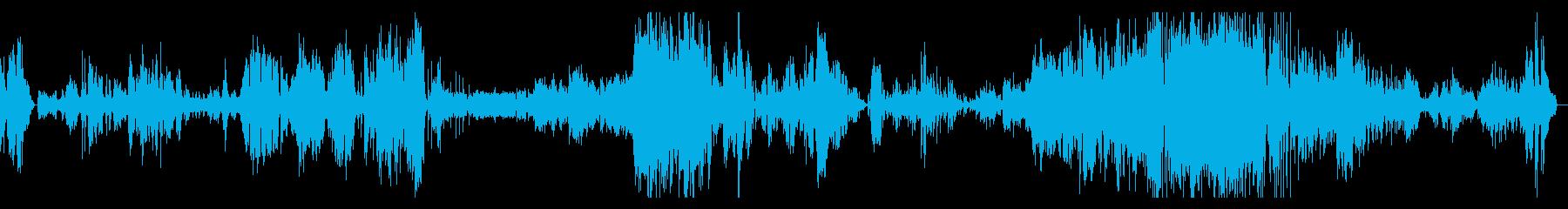舟歌 ショパンの再生済みの波形
