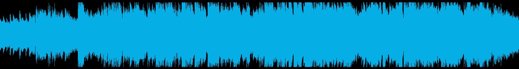 エレピが奏でる優しく切ないバラードの再生済みの波形
