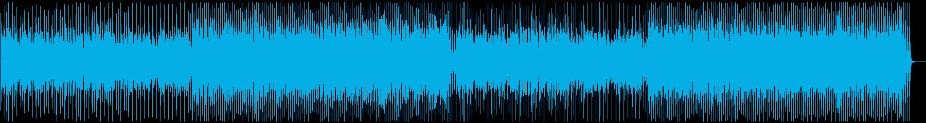 コーポレートに!可愛い手拍子のポップスの再生済みの波形