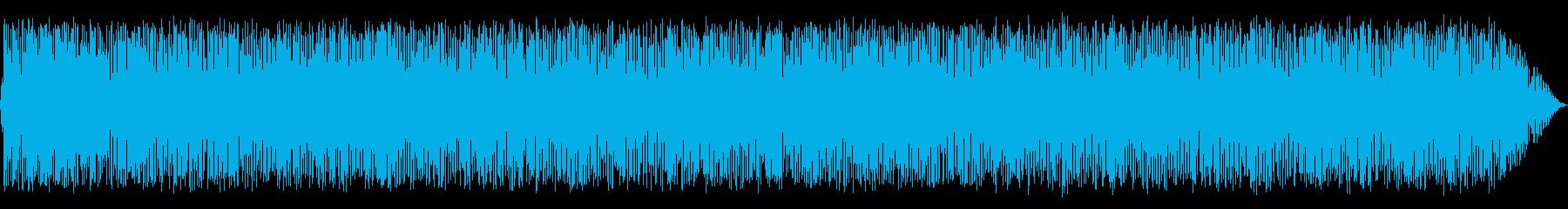 ホバーレーサー:スペースフライバイ...の再生済みの波形
