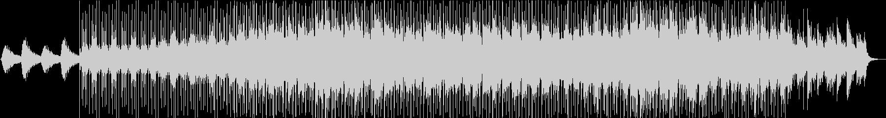 ダークなアンビエントの未再生の波形