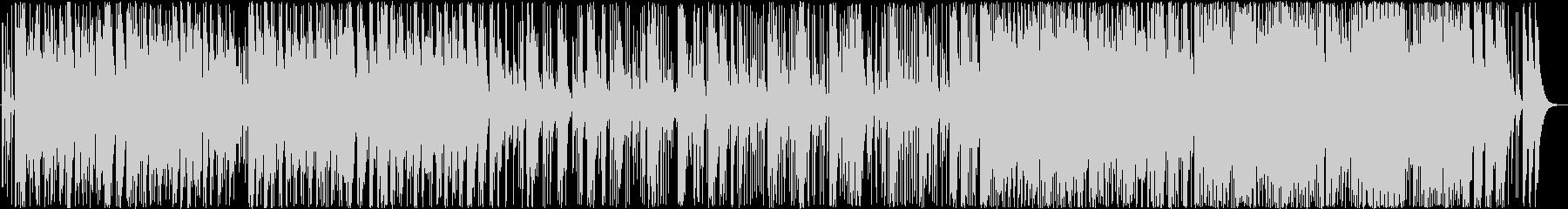 展開のある和太鼓曲(ループ可)の未再生の波形